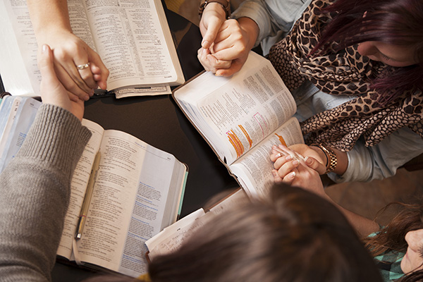 Ladies-in-Faith-Together